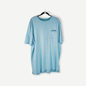 Tommy Bahama T-Shirt Short Sleeve XXLT Blue
